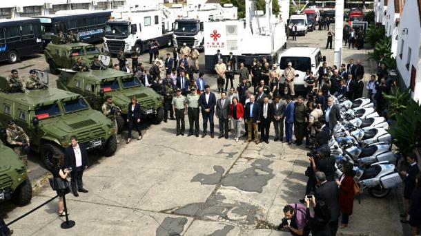 Un operativo de seguridad sin precedentes en la historia de Argentina por la cumbre de G20
