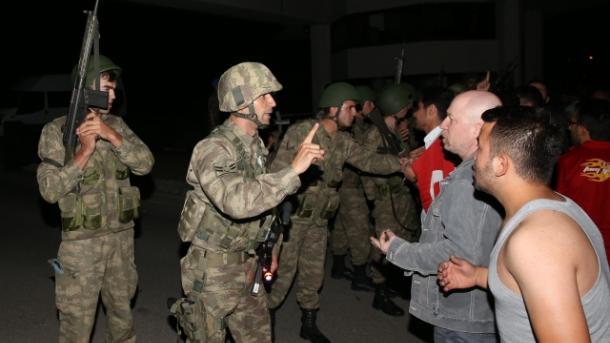 Pristrasno izvještavanje određenih stranih medija u vezi pokušaja vojnog puča u Turskoj