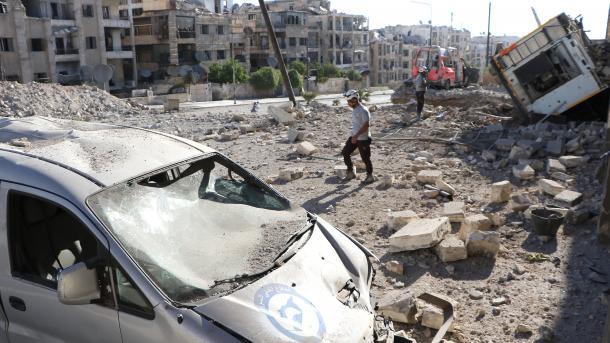 U Siriji uništeno 269 bolnica i ubijeno 757 medicinskih radnika