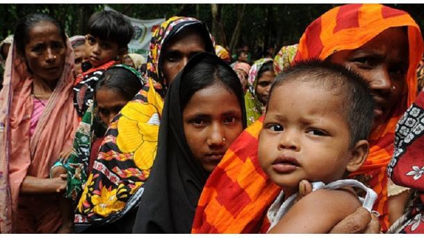 ONU: 270 mille musulmans Rohingyas ont fui Arakan vers le Bangladesh