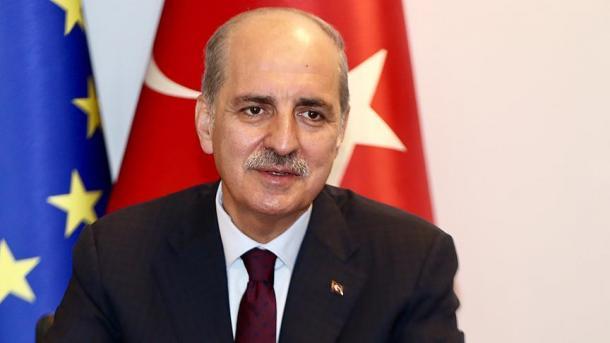 Kurtulmus: Turqia nuk është një vend që mund të lihet të pres në dhomën e pritjes   TRT  Shqip