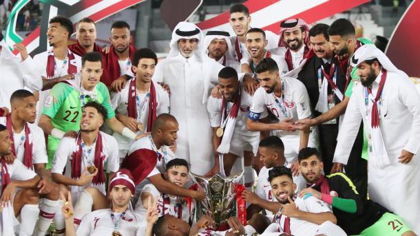 总统府发言人祝贺卡塔尔夺得亚洲杯冠军   三昻体育投注