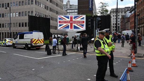Милиция назвала имя подозреваемого всовершении теракта вМанчестере