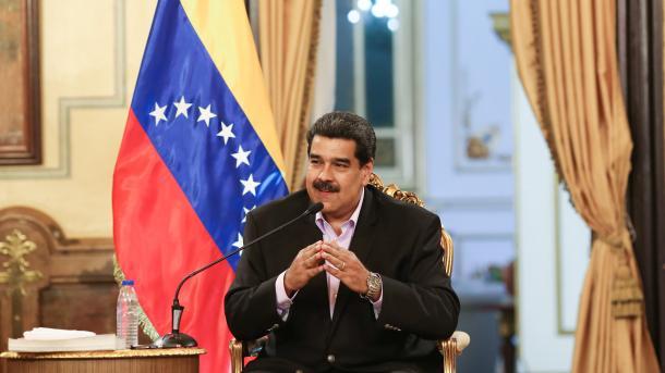 La mejor ayuda es que salga Maduro — Almagro