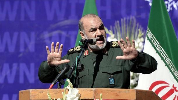 Irani njoftoi se ka rrëzuar një dron të ShBA-së   TRT  Shqip