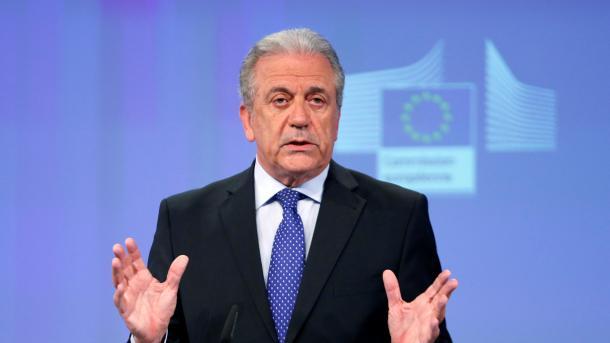 Avramopulos: BE-ja duhet ti japë Turqisë pjesën tjetër të ndihmave prej 3 miliardë eurove   TRT  Shqip