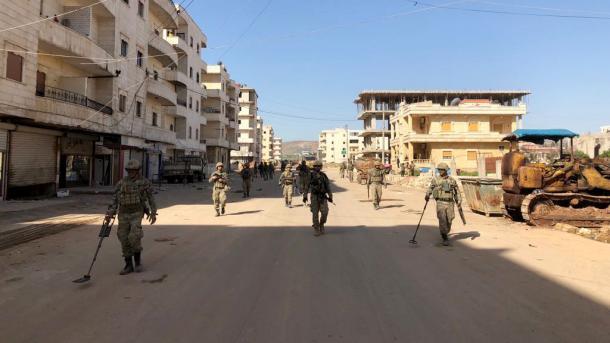 Një ushtar turk bie dëshmor pas shpërthimit të javës së kaluar në Afrin | TRT  Shqip