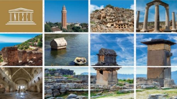Turizmi në Turqi – Ksanthi dhe Letoni (Xanthos-Letoon) | TRT  Shqip