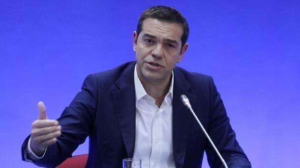 Tsipras: Marrëveshja e Prespës, një marrëveshje historike dhe e dobishme | TRT  Shqip
