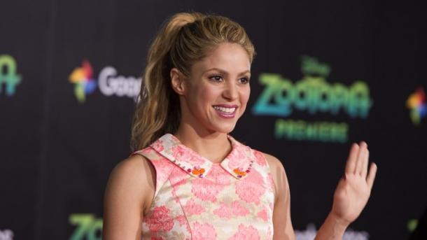 Shakira convierte