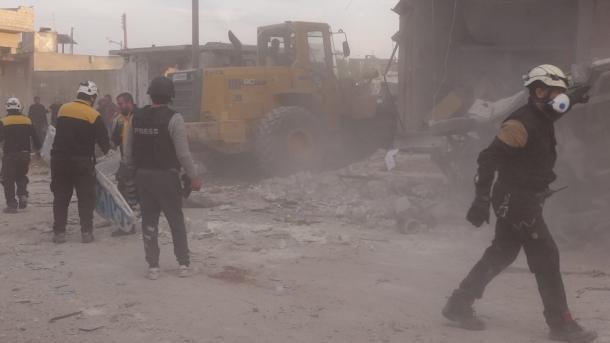Regjimi i Esadit vazhdon të sulmojë civilët | TRT  Shqip