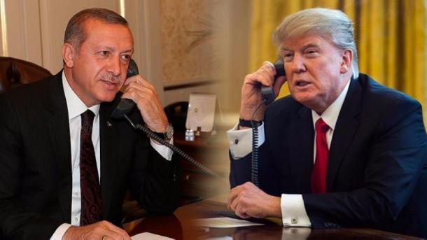 Erdogan-Trump, së shpejti një bisedë telefonike për krizën e Katarit | TRT  Shqip