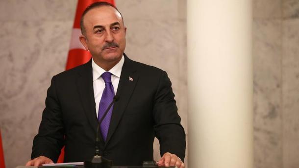 Çavusoglu: Pas tërheqjes së terroristëve nga Menbixhi, siguria do të vendoset nga Turqia dhe SHBA | TRT  Shqip