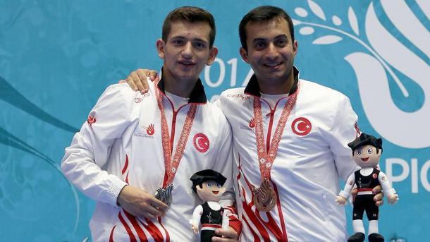 【2017サムスン・デフリンピック】 トルコ男子空手、メダル4個の快挙! | TRT  日本語