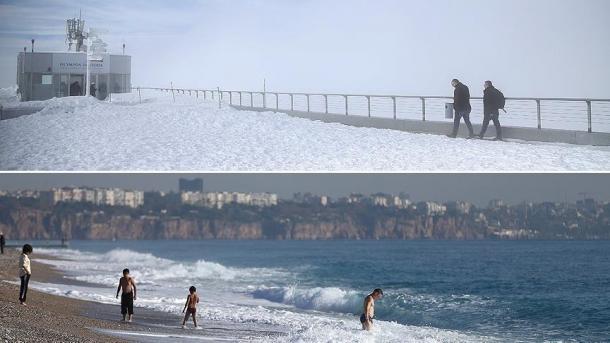 Antalia, rekord në turizëm edhe jashtë sezonit | TRT  Shqip