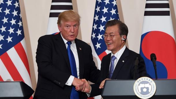 Südkorea schickt Sondergesandte in den Norden