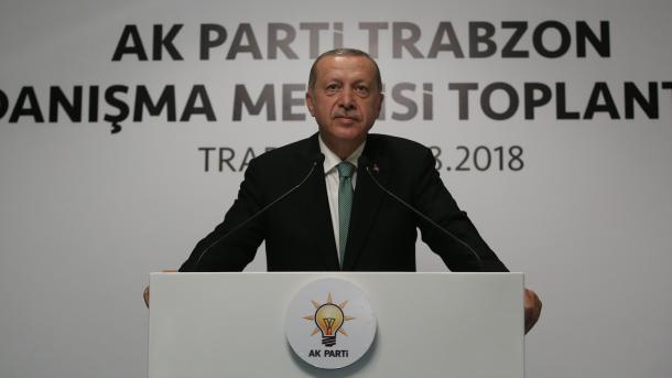 Erdoani: Sfidojmë ata që hapën luftë ekonomike   TRT  Shqip