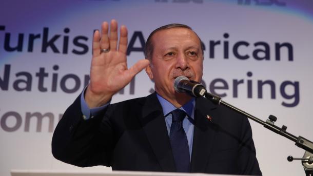 Трамп объявил  об«очень дружественных» отношениях между США иТурцией