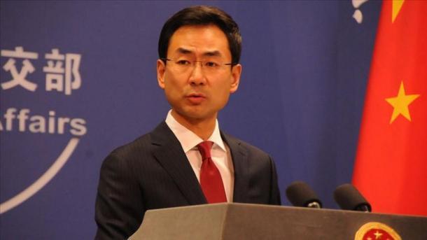 Estudia China sancionar a EU por venta de armas