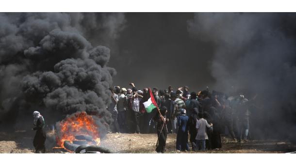 Momenti i sulmeve në Gazë | TRT  Shqip