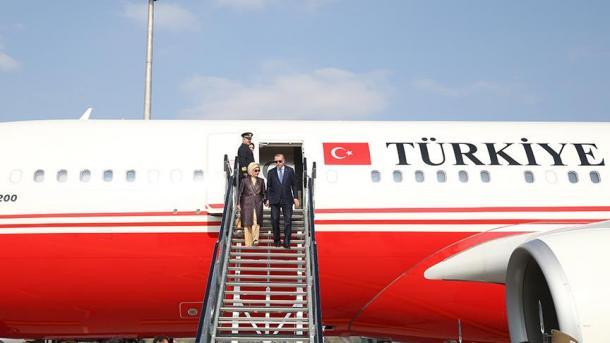 رئيس الجمهورية اردوغان بجري زيارة الى روسيا   TRT  Arabic