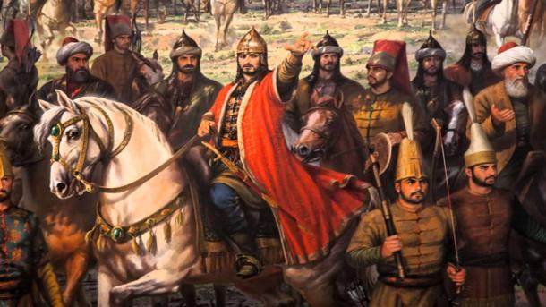 29 мај 564 годишнина од освојувањето на Истанбул