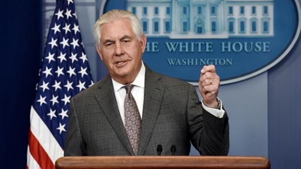 Tillerson: Ambasada amerikane në Izrael nuk mund të