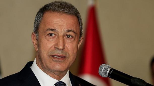 Akar: Në zonën e sigurt duhet të jetë vetëm Turqia   TRT  Shqip
