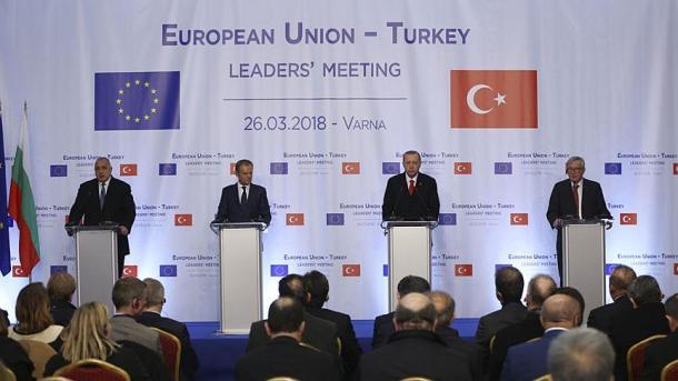 Erdogan: Gabim i rëndë për Evropën nëse do ta shtynte Turqinë jashtë politikës së zgjerimit   TRT  Shqip