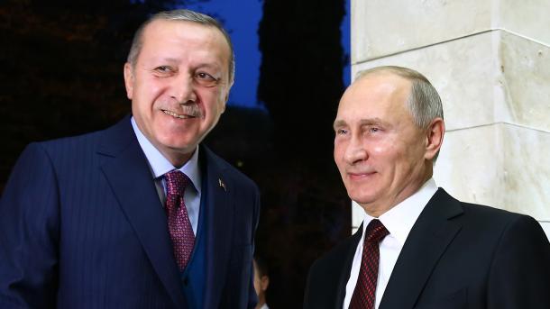Takimi Erdoan-Putin: Takimet tona kontribuojnë në avancimin e bashkëpunimit ndërmjet dy vendeve | TRT  Shqip