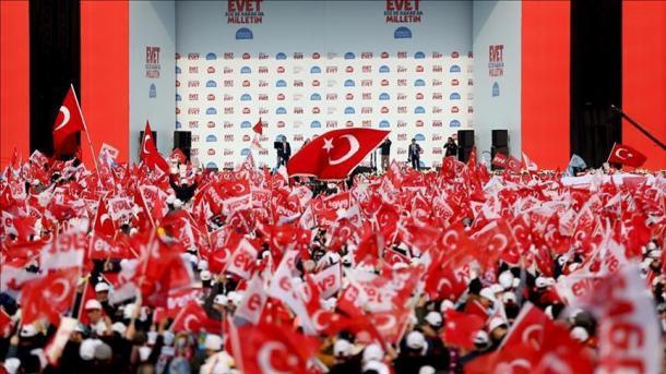 Les dispositions de la réforme constitutionnelle — Turquie