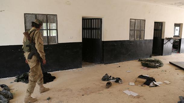 2d92a6998 ... Encontrada no centro de Afrin uma base do grupo terrorista