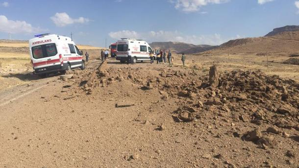 Teroristi PKK-a ubili dva, ranili osam pripadnika turskih snaga sigurnosti