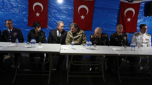 Akar: Lufta kundër terrorit vazhdon me vendosmëri | TRT  Shqip