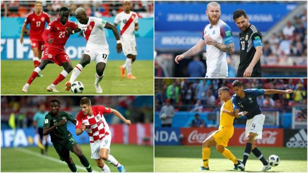 俄罗斯世界杯第三天赛事   三昻体育