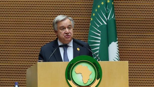 «Les pays africains ne refoulent pas les migrants malgré les difficultés qu'ils affrontent» (ONU)