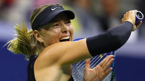 俄网球选手莎拉波娃闯入国际网球锦标赛决赛   三昻体育官网