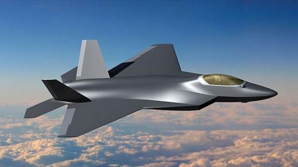 Turqia bën një tjetër hap drejt prodhimit të avionit luftarak kombëtar të gjeneratës së 5-të | TRT  Shqip