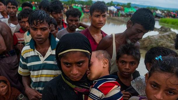 Washington annonce des mesures punitives contre l'armée birmane — Rohingyas