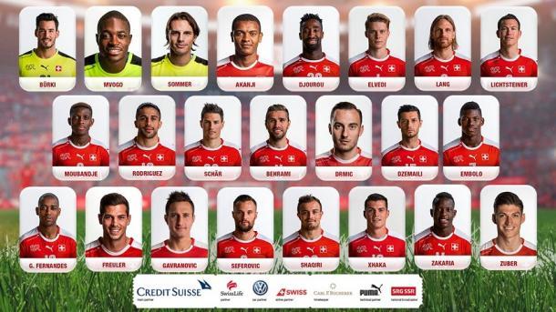 Rusi 2018 – Kombëtarja e Zvicrës me 4 futbollistë shqiptarë në Botëror | TRT  Shqip