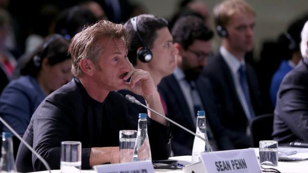 Aktori dhe regjisori i famshëm amerikan, Sean Penn vizitoi Stambollin   TRT  Shqip