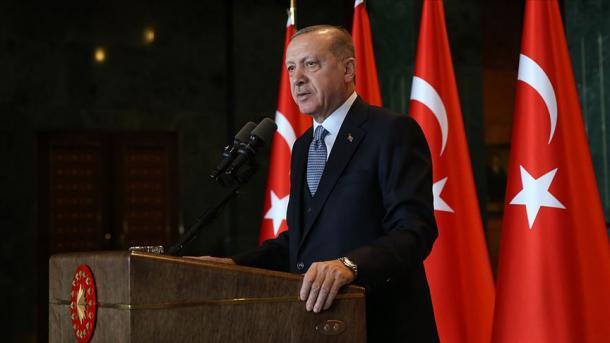 Mesazhi i Presidentit Erdoan për festën e fëmijëve   TRT  Shqip
