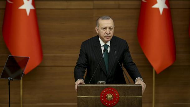 اردوغان: تركيا ستنتج القُنب من جديد   TRT  Arabic