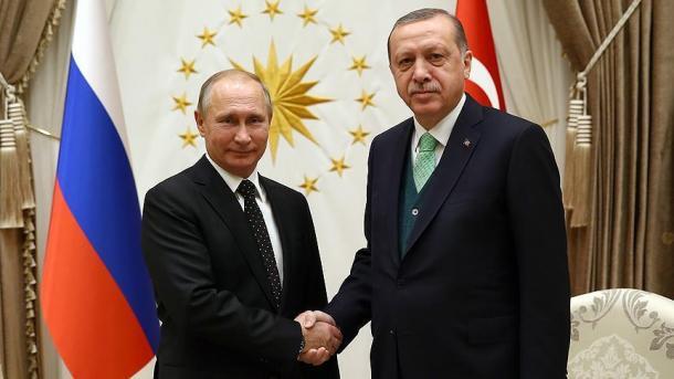 Poutine en Turquie pour renforcer la coopération avec Ankara
