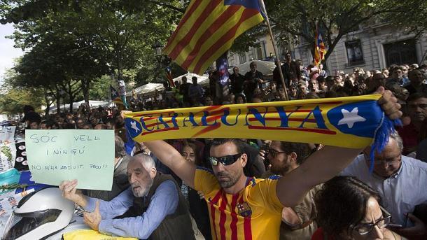 VENEZUELA: Grave: gobierno español quitó el control de la policía a Cataluña