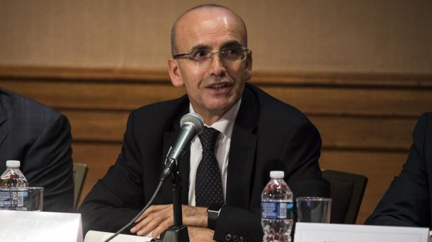 Vizepremier Simsek in Washington