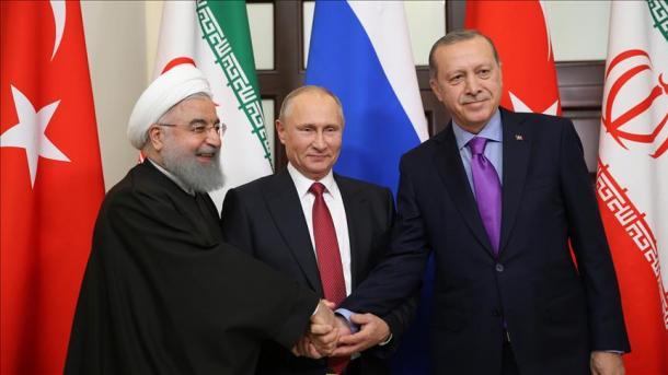 Integriteti territorial të Sirisë, mesazhi kryesor i samitit në Soçi | TRT  Shqip