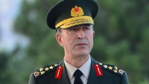 Načelnik Generalštaba Turskih oružanih snaga u Washingtonu