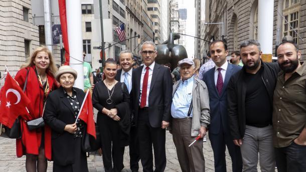 Se celebra el Día Turco en Nueva York