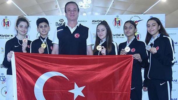 土耳其选手在欧洲青年跆拳道锦标赛中赢2金2银1铜 | 三昻体育投注